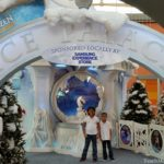 Our Frozen Ice Palace Experience at Dolphin Mall
