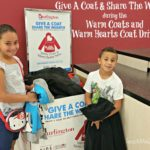 Give A Coat and Share The Warmth with the Warm Coats and Warm Hearts Coat Drive