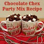 Mexican Hot Chocolate Chex Party Mix Recipe