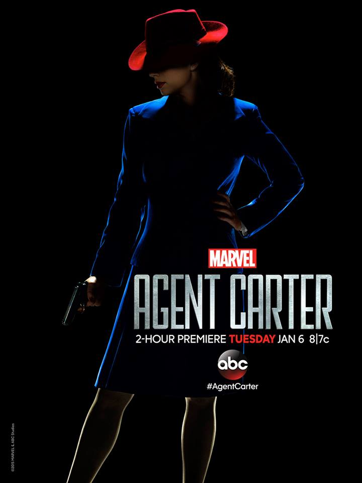 Agent Carter Ad