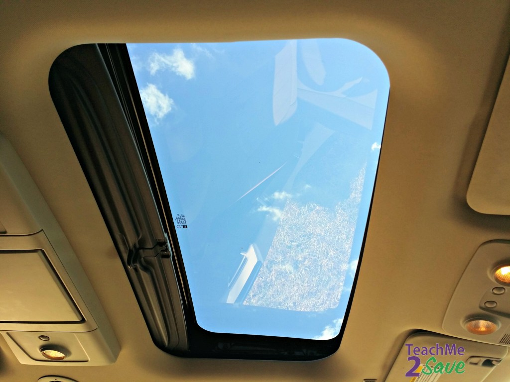 Buick Enclave Sunroof