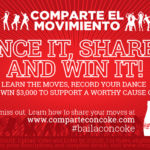 South Florida Dance Contest, Comparte el Movimiento