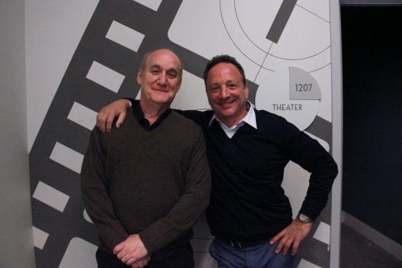 Louis D'Esposito and Jeph Loeb