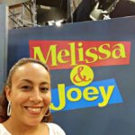 My Melissa & Joey Set Visit Experience