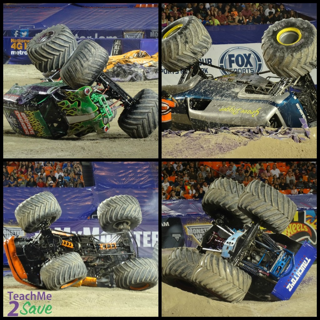 Monster Jam Flips 2015 - TM2S