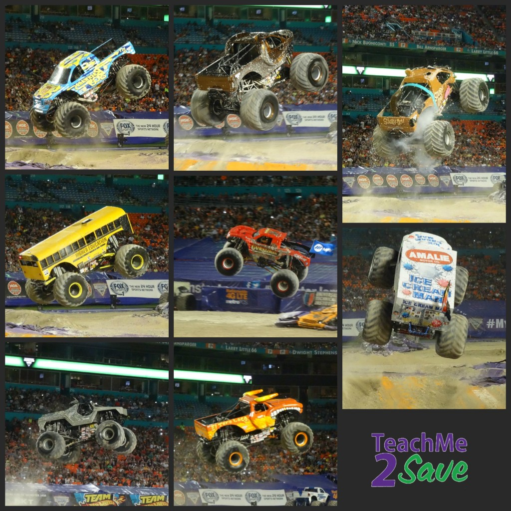 Monster Jam Jumps 2015 - TM2S