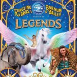 Ringling Bros and Barnum & Bailey Presents LEGENDS Discount Code