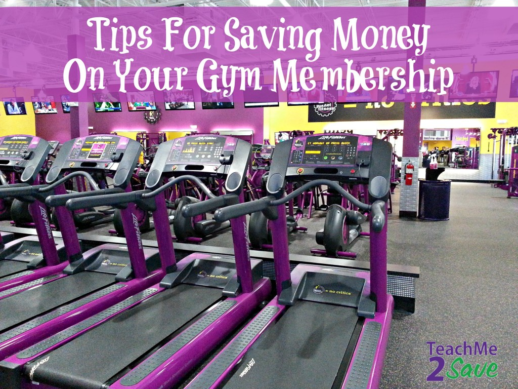 Tips For Saving Money on Your Gym Membership- TM2S