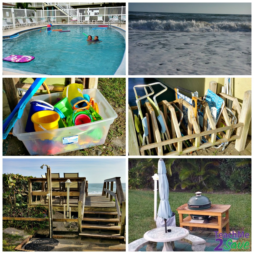 Tuckaway Shores Resort Ammenities Collage