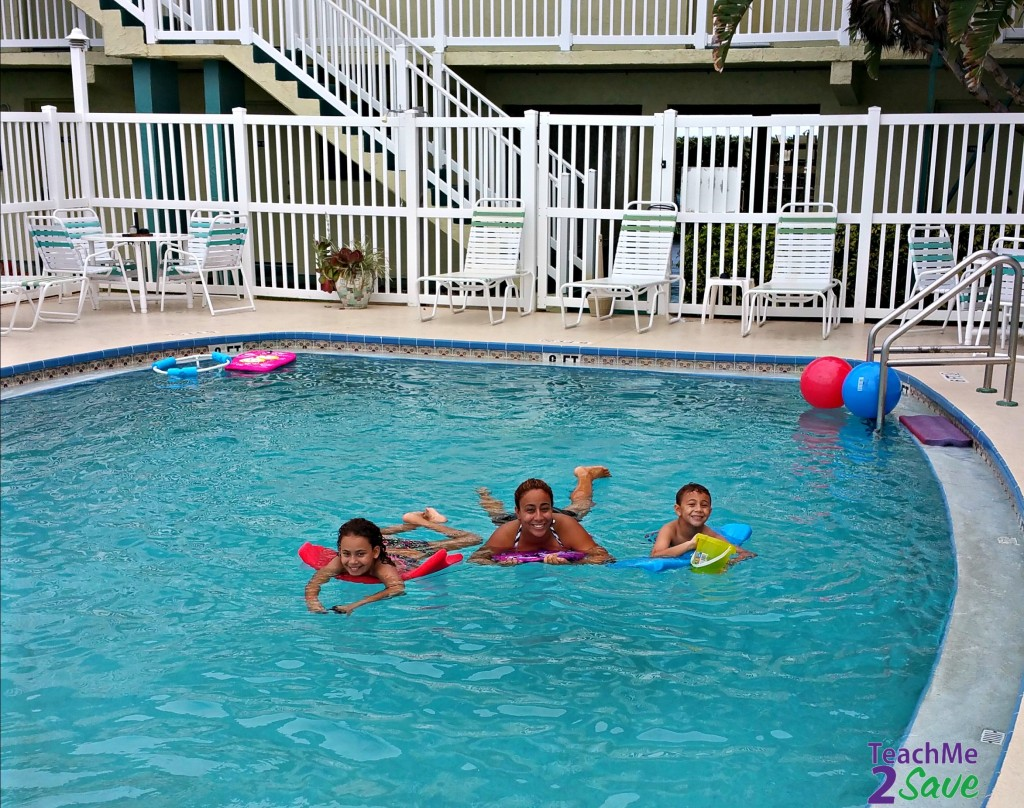 Tuckaway Shores Resort Pool