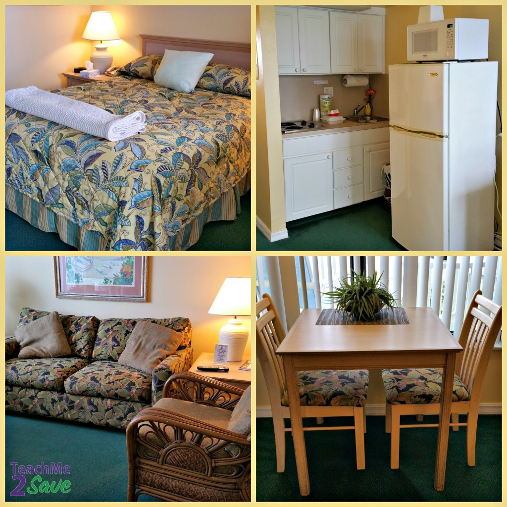 Tuckaway Shores Resort Rooms Collage