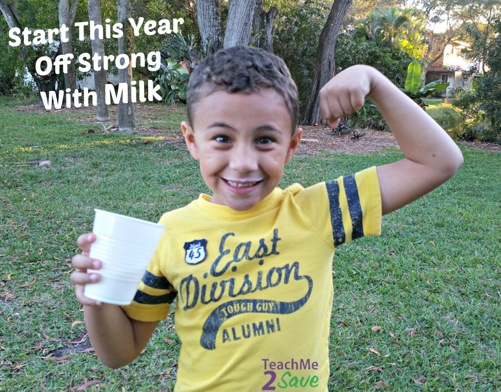 Start This Year Off Strong With Milk - TM2S