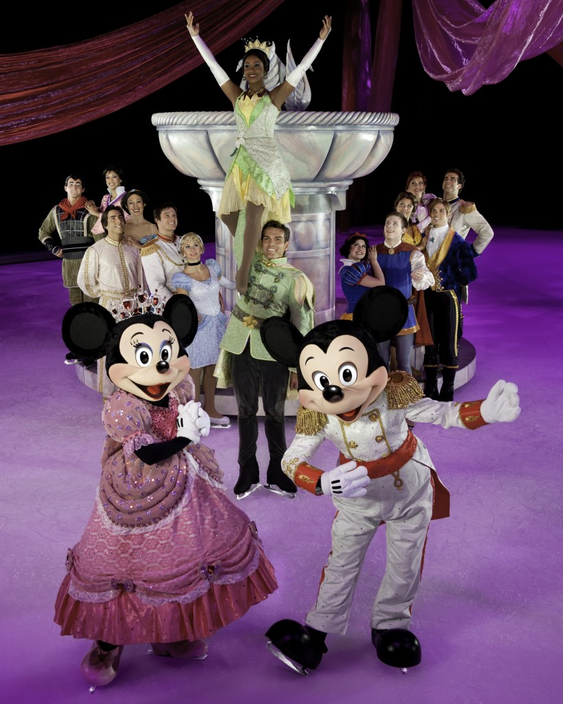 Disney On Ice presents Rockin' Ever After Minnie Mouse Royal Ball