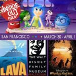 I'm Ready For Some Pixar's Inside Out Adventures in San Francisco