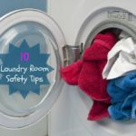 10 Laundry Room Safety Tips