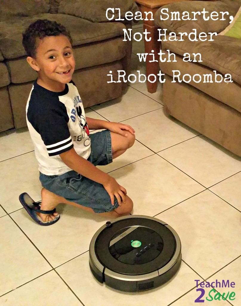 iRobot - clean smarter not harder