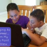 Blogging As A Career From My Kid's Point Of View