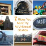 7 Rides You Must Try At Universal Studios