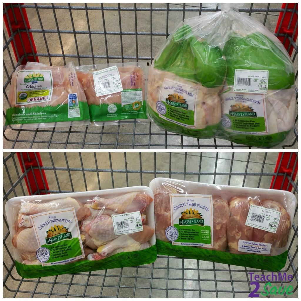 BJ's Wholesale Club Organic Chicken