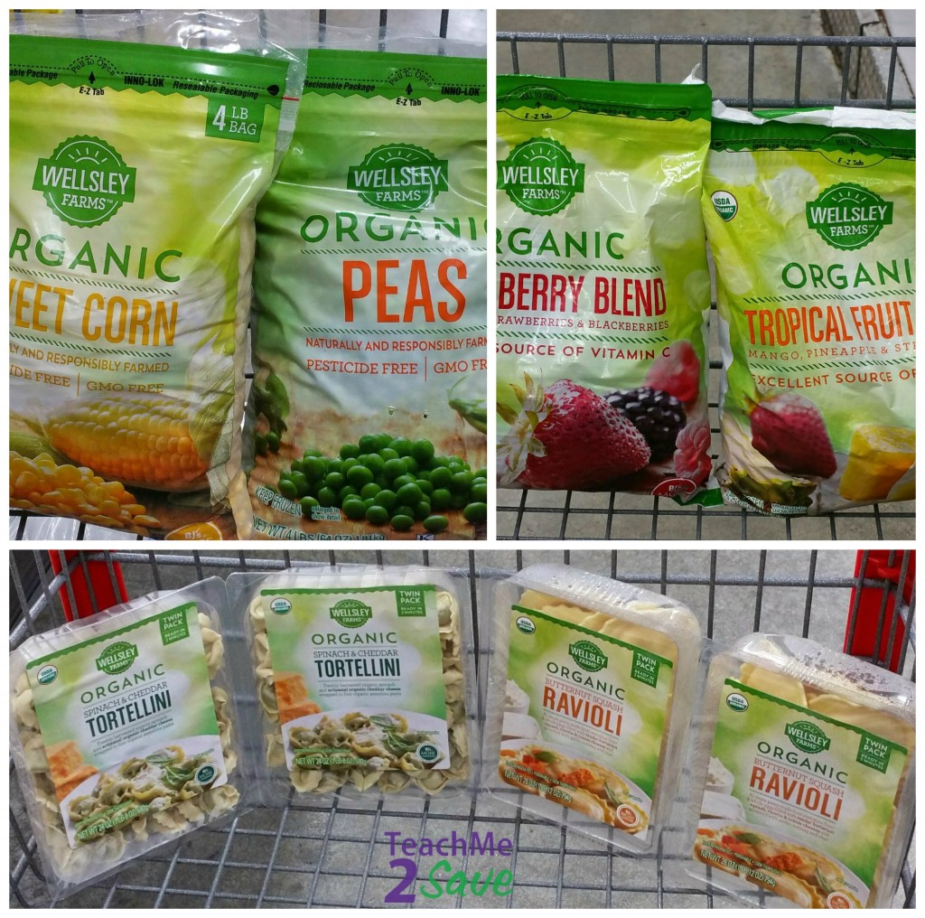 BJ's Wholesale Club Wellsley Farms Products