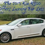 The 2015 Kia K900 Offers Luxury For Less