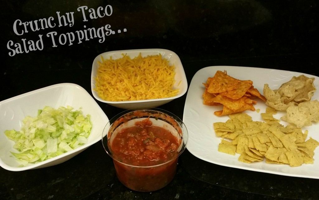 Simplify Summer Meals with a Crunchy Taco Salad - Funtastic Life