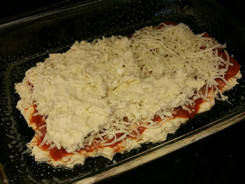 Pepperoni Pizza Bake Recipe Step #9