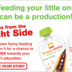 Happy Family: $20,000 Sweepstakes Towards Your Child's Education!