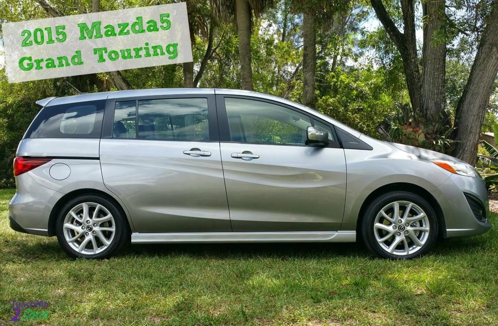 2015 Mazda5 Grand Touring