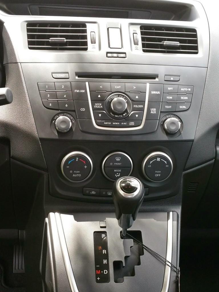 2015 Mazda5 Grand Touring - Climate Control