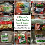 7-Eleven's Fresh To Go Food & Snacks Are Ideal For Families On The Go