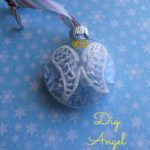 DIY: Angel Ornament