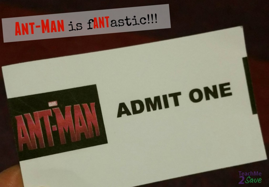 Ant-Man is fANTastic