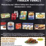 BJ's Wholesale Club: FREE Frozen Turkey With Qualifying Purchase & FREE 60-day Trial Membership