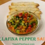 BellaFina Pepper Salsa Recipe