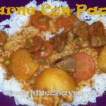 Carne Con Papa Recipe & Yummy Side Dishes