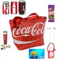 "Coca-Cola ""On the Road"" Prize Pack"