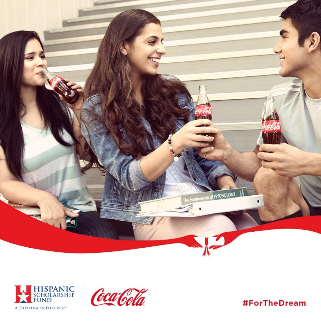 Coca-Cola #ForTheDream