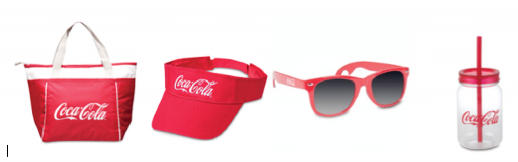Coca-Cola-themed Summer Prize Pack