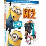 Despicable Me 2 Is Now On DVD