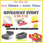 Diono/Little Tikes Travel Accessory Giveaway