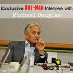 Exclusive Ant-Man Interview with Michael Douglas