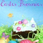 Fun and Easy Easter Brownies