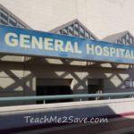 My General Hospital Set Visit