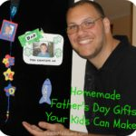 Homemade Father's Day Gifts Your Kids Can Make