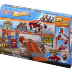 Boys Will Love The Hot Wheels Super Stunt Test Facility from Mega Bloks
