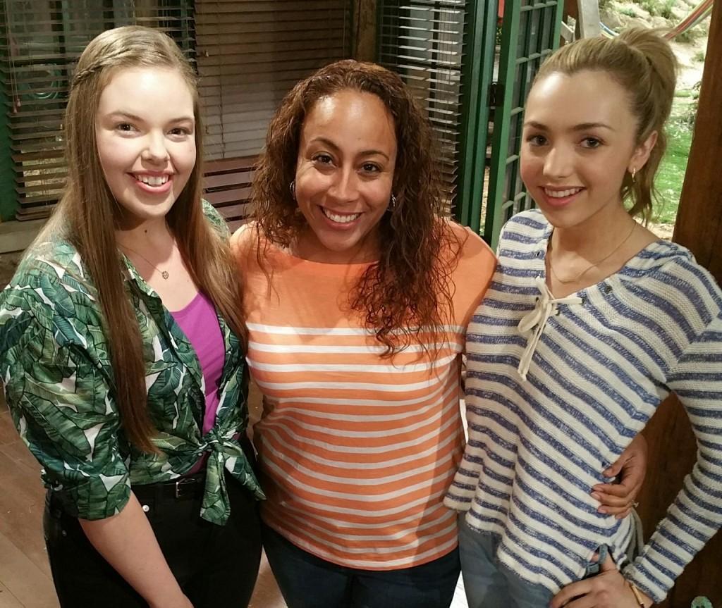 Leanette Fernandez, Peyton List & Miranda May