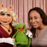 My Muppets Most Wanted Interview with Kermit Miss Piggy and Constantine