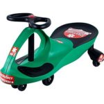 A Lil' Rider Responder Ambulance Wiggle Ride-on Car Makes A Nice Gift