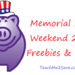 Memorial Day Weekend 2014 Freebies & Deals